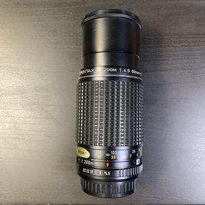 SMC Pentax-M Zoom f/4.5 80-200mm Lens for Sale in Boulder, CO