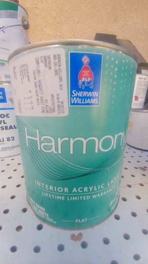 5 gallon Sherwin Williams super paint for Sale in Turlock, CA