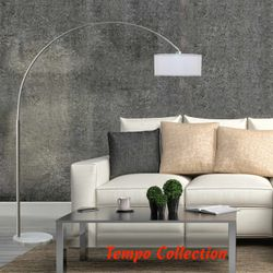 NEW, Floor Lamp with White Shade 83in, SKU# A6938W for Sale in Westminster,  CA