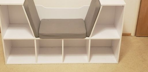 Bookcase Reading Nook Bench for Sale in Cupertino,  CA
