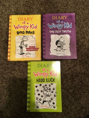 Diary of a Wimpy Kid (Hardback) Books for Sale in North Las Vegas, NV