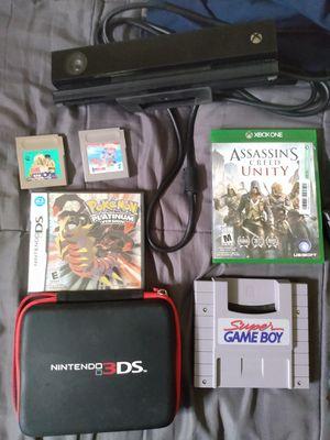 Accesorios para Xbox one nintendo 3DS PS3 gameboy for Sale in Falls Church, VA