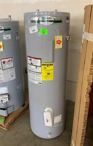 NEW AO SMITH WATER HEATER WITH WARRANTY 50 gallon P for Sale in Irving, TX