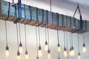 Free railroad tie rustic solid wood beam. for Sale in Santa Ana, CA