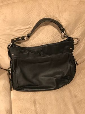 Coach Black for Sale in Silver Spring, MD
