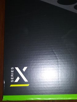 Xbox Series x Factory sealed for Sale in St. Louis,  MO