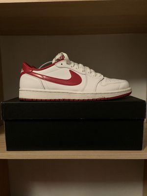 "Air Jordan 1 Retro Low OG ""Metallic Red"" for Sale in Buckeye, AZ"