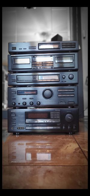 Onkyo Stereo System for Sale in Cedar Park, TX
