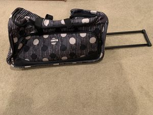 Rolling Duffle Bag & Carry Tote for Sale in Auburn, WA