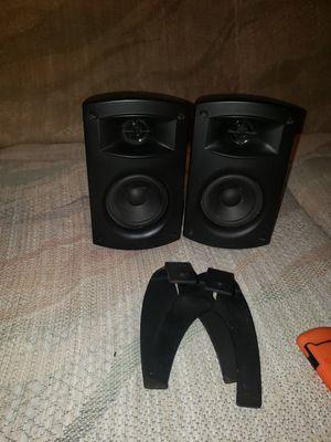 2 Klipsch bookshelf speakers for Sale in Kansas City, KS