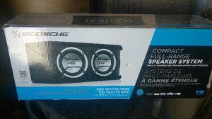 Car speaker system for Sale in Fontana, CA