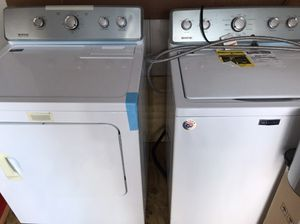 Maytag washer and dryer set for Sale in Warwick, RI