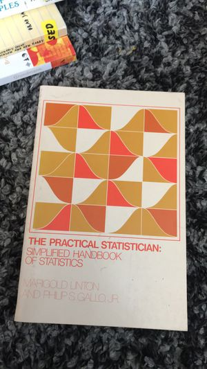 the practical statistician for Sale in Eagan, MN