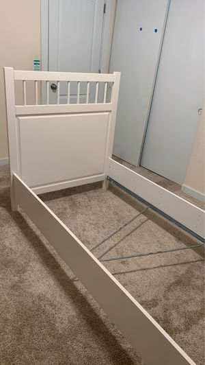Twin bed frame for Sale in Gresham, OR