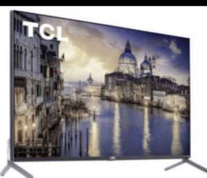 """TV 65"""" 4K SMART 6 SERIES ROKU TCL for Sale in Schaumburg, IL"""