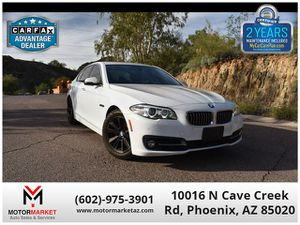 2016 BMW 5 Series for Sale in Phoenix, AZ