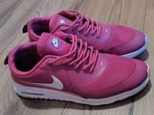 Women's Nike Hot Pink Air Max Thea for Sale in New Britain, CT