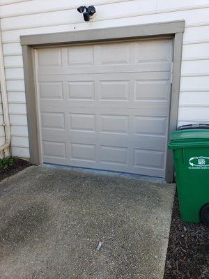 Garage door opener and doors for Sale in Washington, DC
