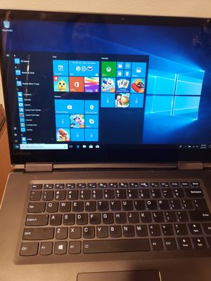 Lenovo Yoga 710 15 inc i 5 6200 u 8 gb touch screen laptop for Sale in Cheshire, CT