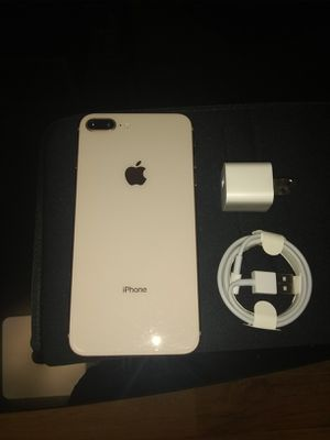 iPhone 8 plus factory unlocked 64g for Sale in Annandale, VA