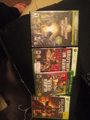 Xbox 360 games for Sale in Salt Lake City, UT