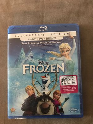 Disney frozen movie for Sale in Los Nietos, CA