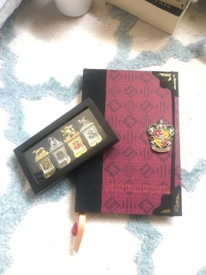 Harry Potter notebook and bookmark set for Sale in West Covina, CA
