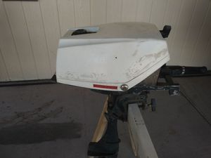 Ted Williams 5hp 2stroke outboard for Sale in Apache Junction, AZ