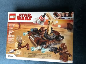 Lego Star Wars Tatooine Battle Pack 75198 for Sale in Los Angeles, CA