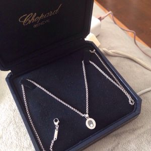 CHOPARD PENDANT HAPPY DIAMONDS AUTHENTIC 18 K for Sale in Los Angeles, CA
