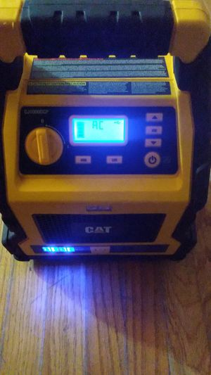 CAT Power Station 3 in 1 for Sale in Milwaukie, OR
