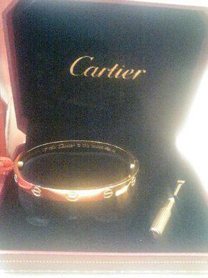 Cartier Love bracelet for Sale in Greenbelt, MD