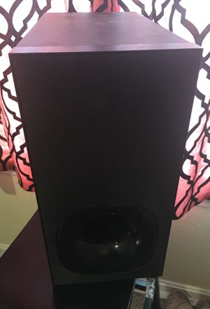 36 inch Sony soundbar with subwoofer for Sale in Nashville, TN
