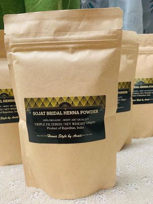 Organic henna powder fresh for Sale in Fremont, CA
