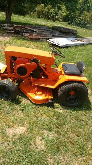 Wheel horse mower (reduced) for Sale in Kingsport, TN