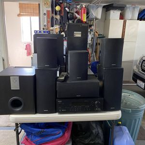 Home Theatre Surround Stereo System for Sale in Visalia, CA