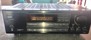 Onkyo audio video control tuner amplifier R1 for Sale in San Francisco, CA