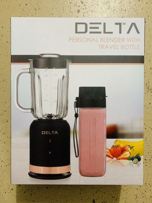 Glass Blender with Travel Bottle for Sale in San Diego, CA