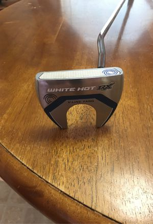 Odyssey White Hot Putter & Top Flite Tour Putter. for Sale in Montrose, PA