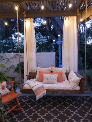 Swing Beds - Custom Made to Order for Sale in Escondido, CA