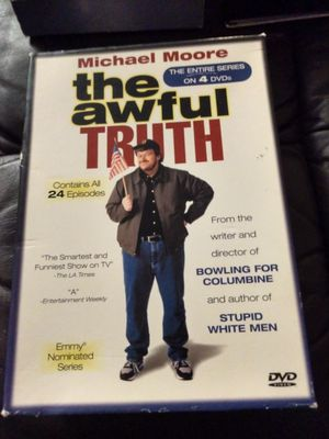 Awful Truth DVD set for Sale in Everett, WA