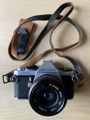 Pentax MV 1, 35mm film camera for Sale in Los Angeles, CA