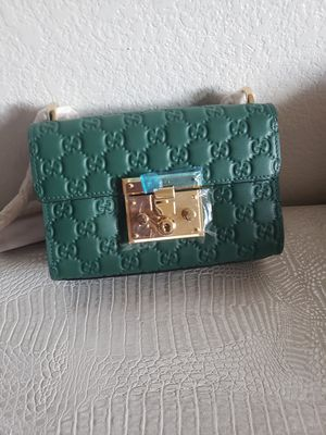 Gucci green leather bag for Sale in Avondale, AZ
