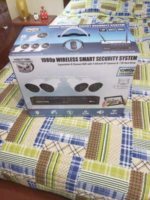 Night Owl Security for Sale in Doral, FL