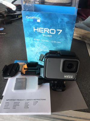 GoPro hero 7 for Sale in Suisun City, CA