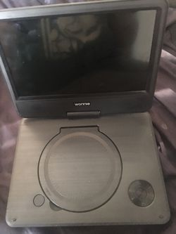 Wonnie portable DVD player for Sale in Acton,  CA