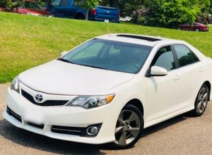 For sale ² ⁰ ¹ ² Toyota Camry SE.Great Shape for Sale in Portland, OR