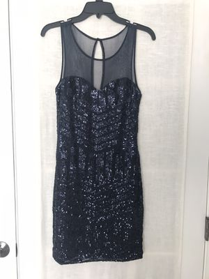 Do you blue sequin cocktail dress for Sale in Palo Alto, CA