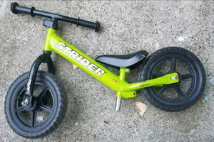 Strider kids balance bike for Sale in Burien, WA