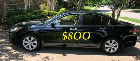 ✅✔️$8OO Urgently Selling By Owner 💚 2OO9 Honda Accord EX-L Everything is working great! Runs great and fun to drive!🟢🟢 for Sale in Aurora,  CO